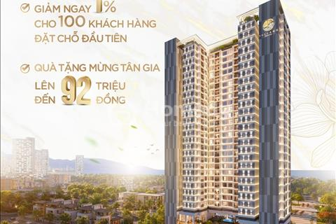 Hot công bố bảng giá căn hộ The Sang Residence - CK 17%, quà tặng 92tr - Sở hữu từ 880tr - Đà Nẵng
