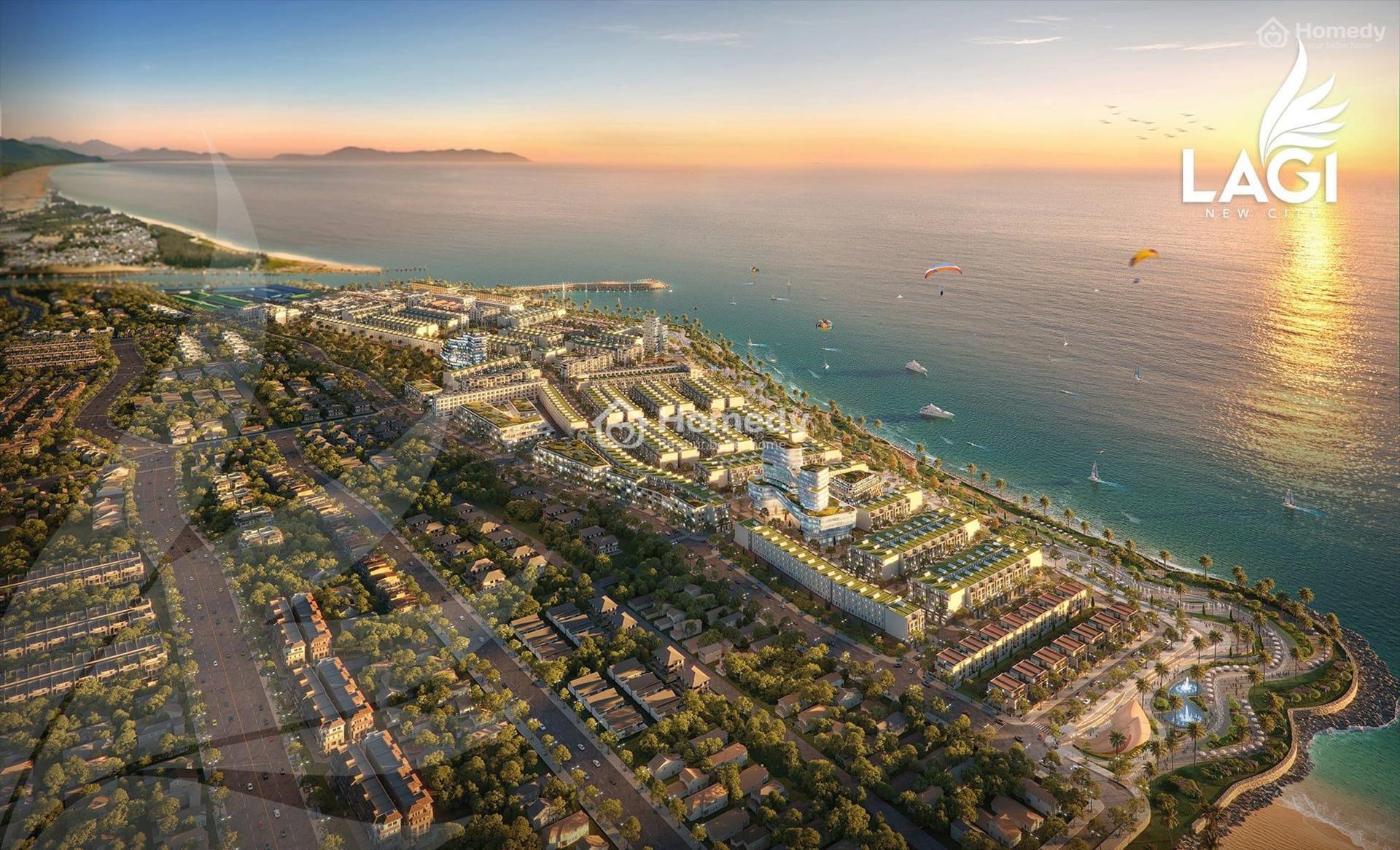 Dự án Lagi New City