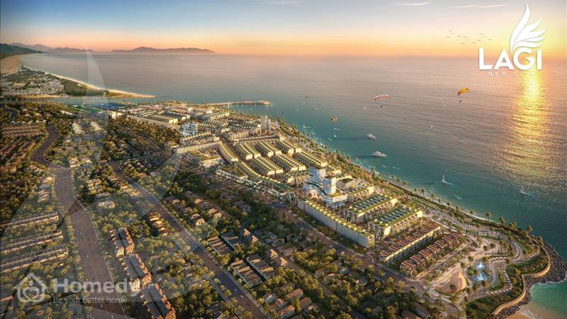 Dự án Lagi New City - ảnh giới thiệu