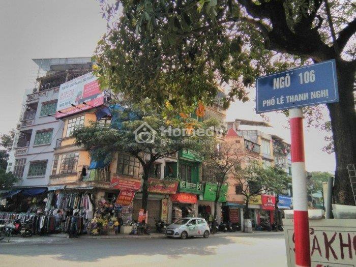 Thị trường mua bán nhà đất quận Hai Bà Trưng hiện nay