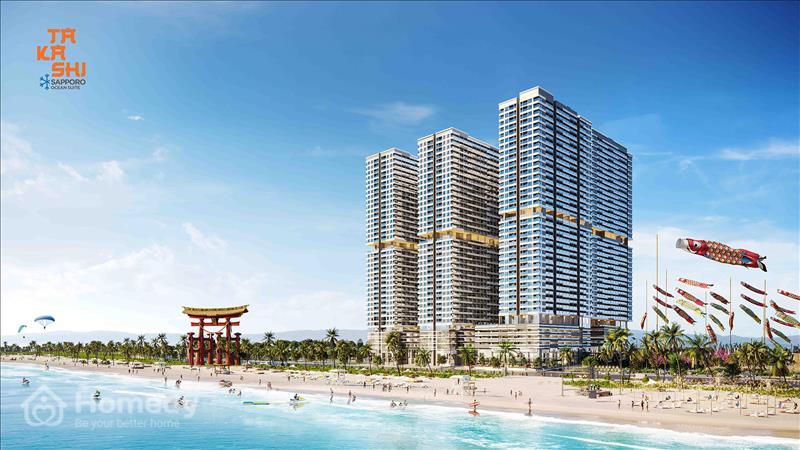 Dự án Takashi Ocean Suite - ảnh giới thiệu