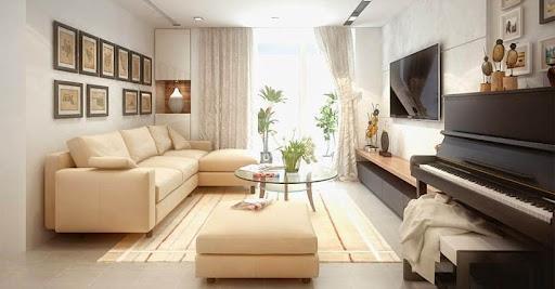 Nên tránh thuê chung cư 2 phòng ngủ hướng Tây