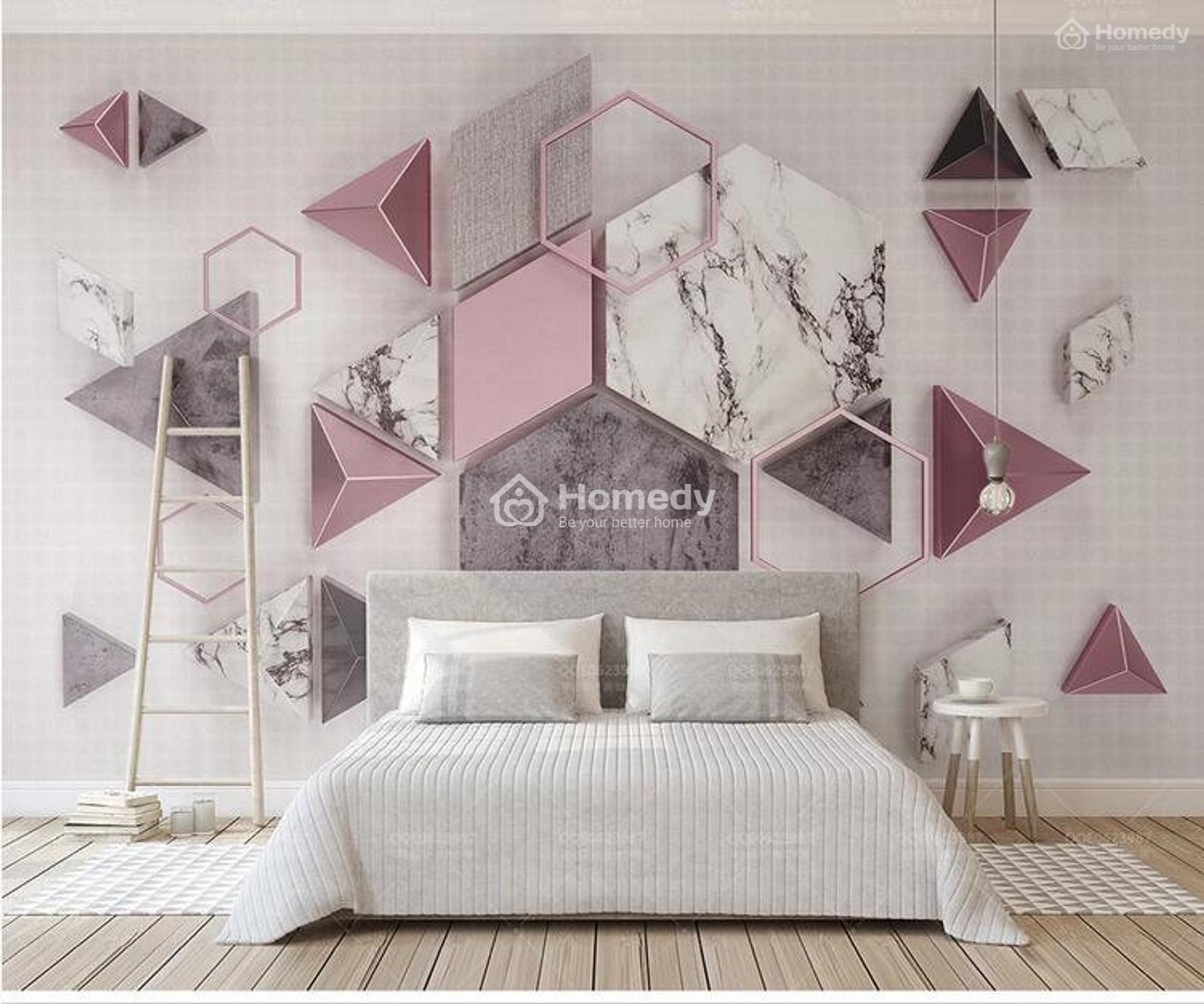 trang trí phòng ngủ cho con gái cá tính