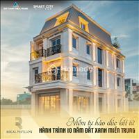 Bán nhà phố thương mại ven sông Hàn, quỹ đất vàng trung tâm Đà Nẵng, chỉ còn 5 căn đẹp nhất