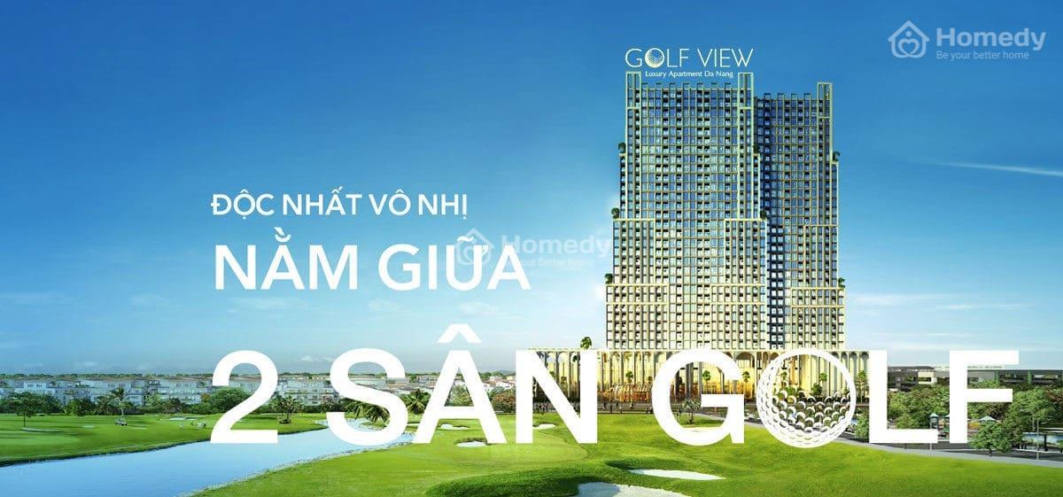 Chung cư cao cấp Đà Nẵng Golf View Luxury Apartment