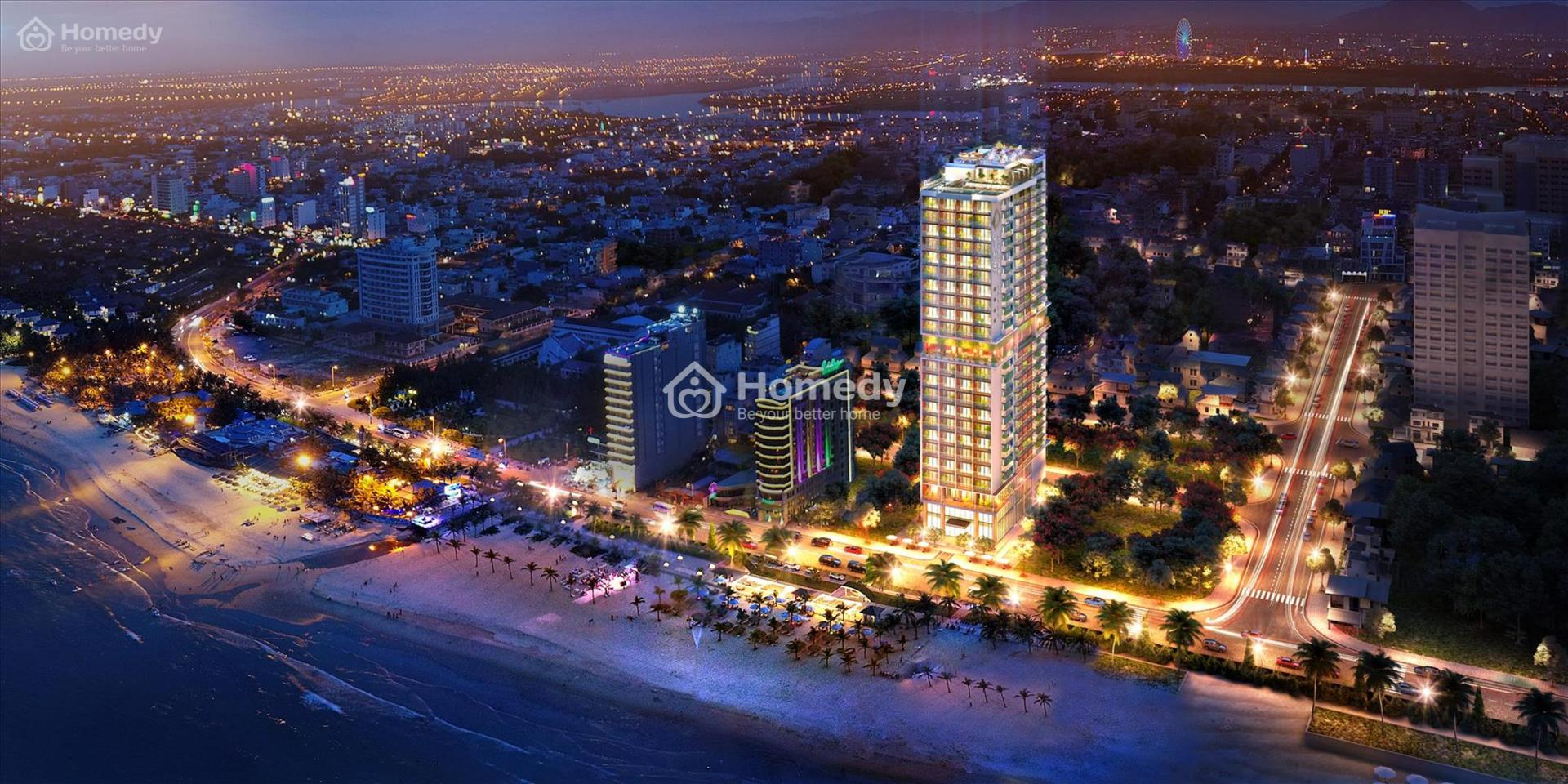 Dự án căn hộ TMS Luxury Hotel Da Nang Beach