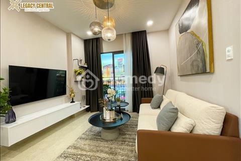 Bán gấp căn hộ trên đường Thuận Giao 25 - Thuận An - Bình Dương