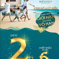 Quy Nhơn Melody chương trình ưu đãi tháng 9 lên tới 29% ngay trung tâm thành phố Quy Nhơn