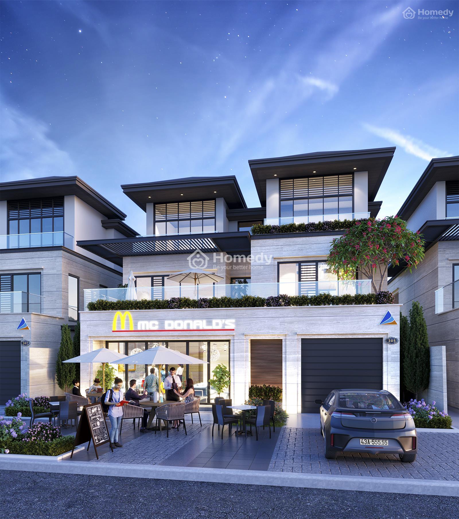 dự án Regal Victoria Đà Nẵng