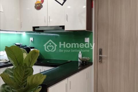 Căn hộ 1 phòng ngủ, full đồ gỗ tại Vinhomes Smart City