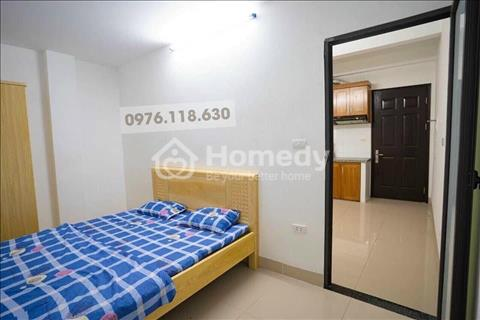 Cho thuê căn hộ dịch vụ tai Trung Kính giá 4.00 triệu