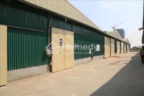 Cho thuê kho xưởng Cầu Biêu, Hà Nội – Diện tích 340 m2