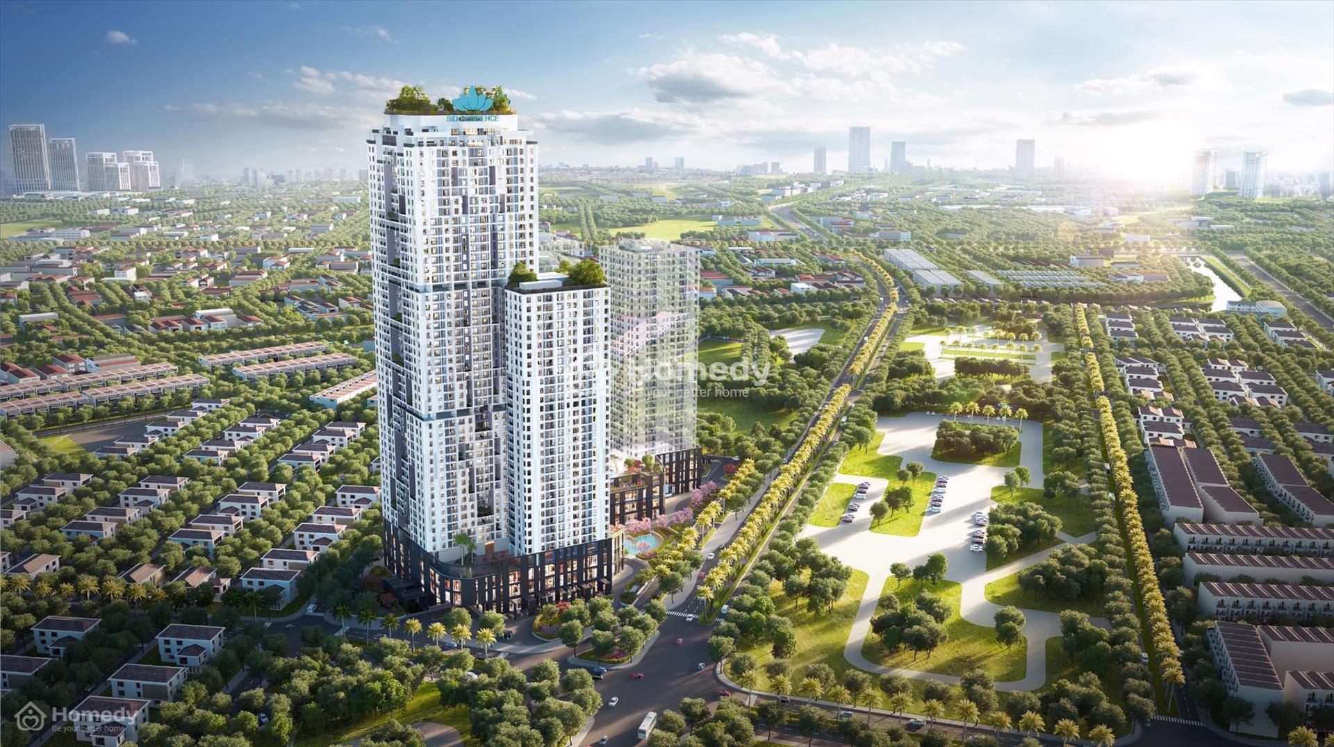 Dự án chung cư 2021 BID Residence