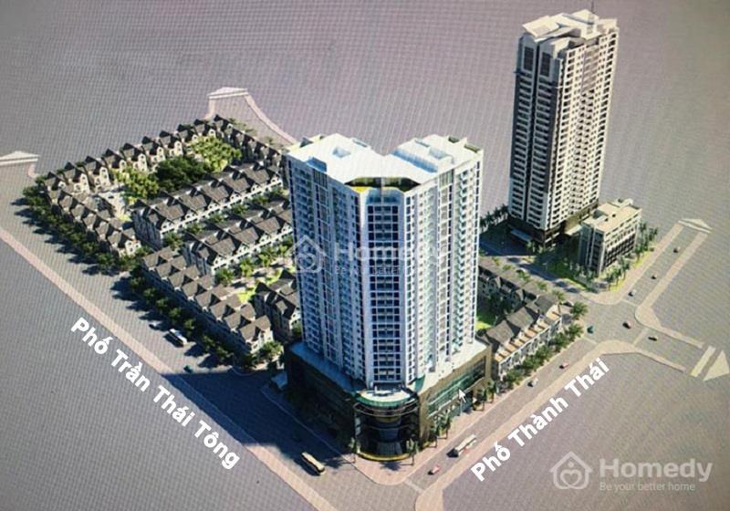 Dự án chung cư 2021 the park home