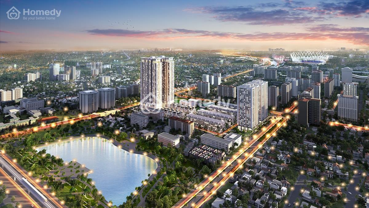 Dự án chung cư 2021 the Zei Mỹ Đìnhh