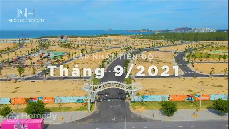 Khu đô thị Nhơn Hội New City - ảnh giới thiệu