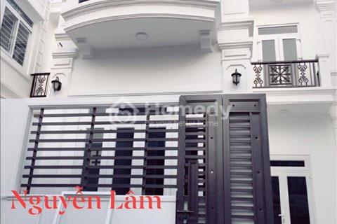 Cho thuê nhà mới đẹp như hình đường Thạnh Xuân 43, cách HH Giáp 200m