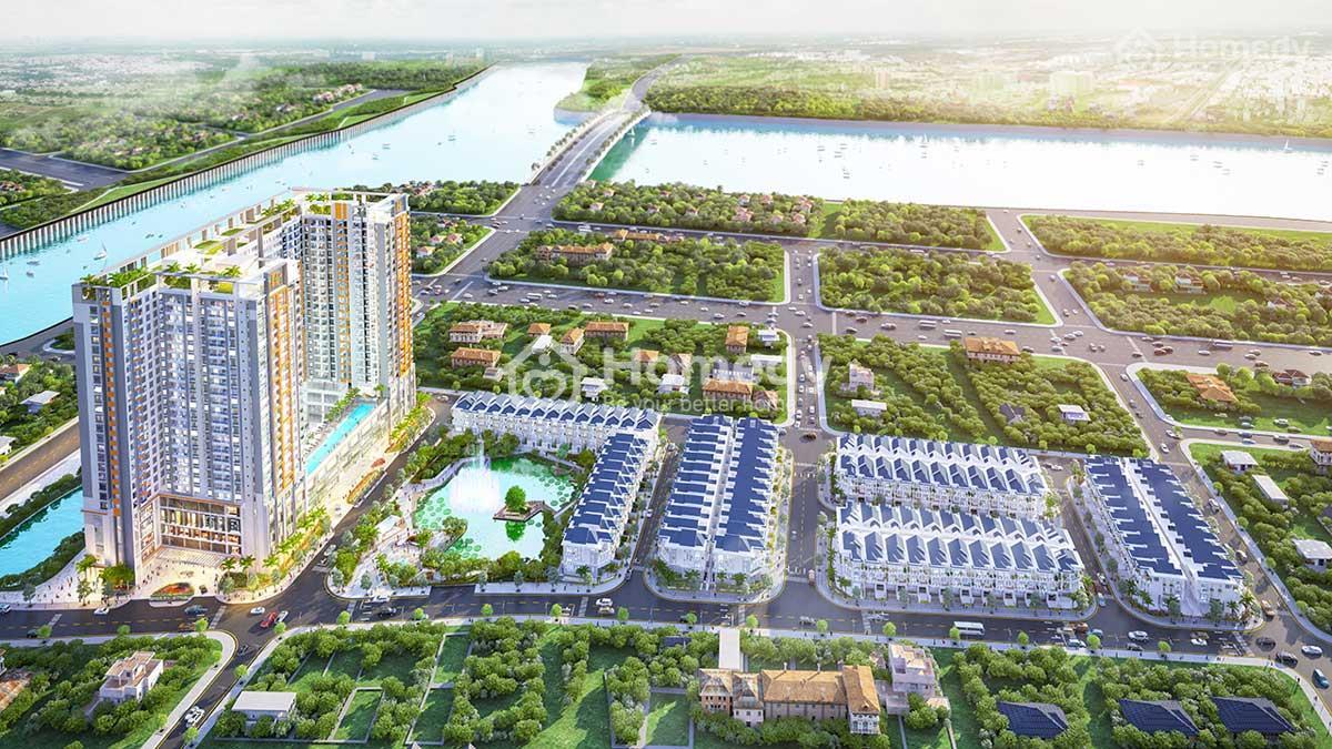 Dự án chung cư quận 7 dưới 2 tỷ The Peak Garden