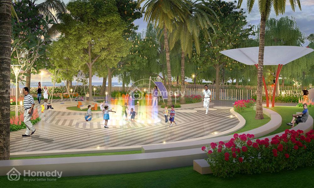 Phối cảnh tiện íchdự án Tấn Đức Eastern Park