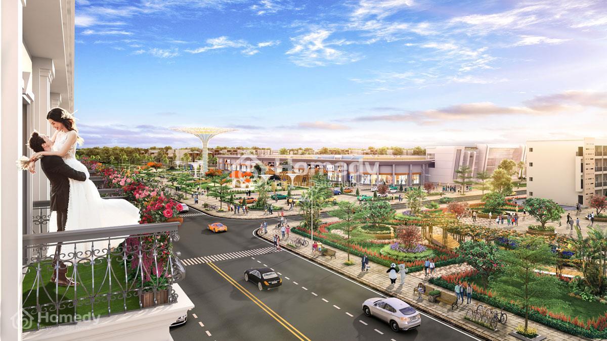 Tiện ích dự án Tấn Đức Eastern Park