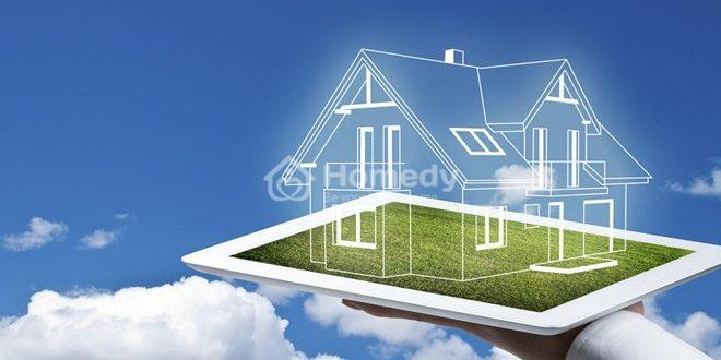 Nhà ở hình thành trong tương lai thế chấp
