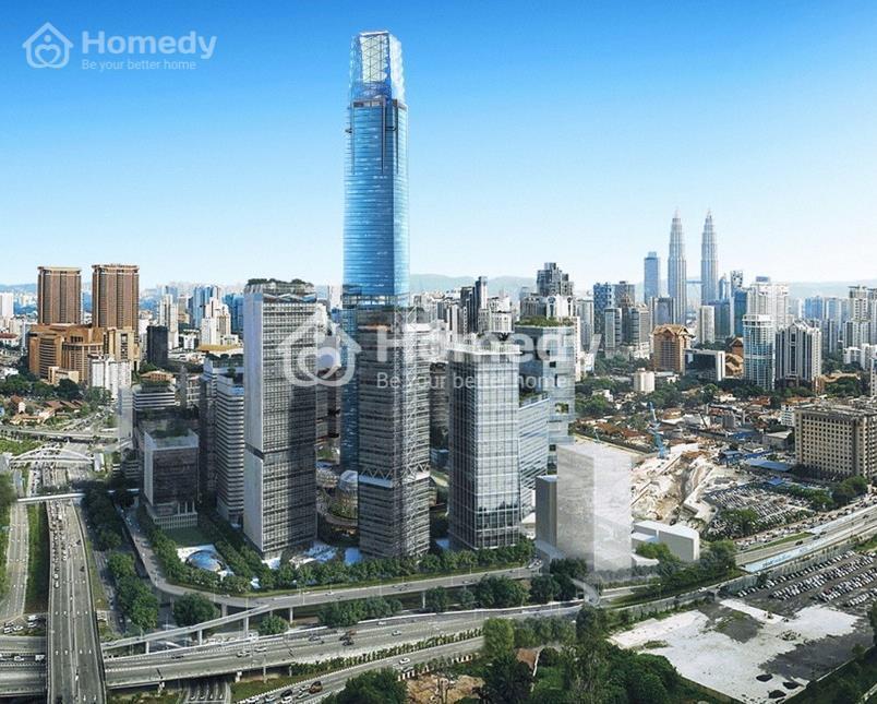 Tòa nhà cao nhất Đông Nam Á Exchange 106