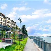 Bán nhà phố khu dân cư cao cấp The Pearl Riverside, mặt tiền sông vàn cỏ, 5x14m xây 1 trệt 3 lầu