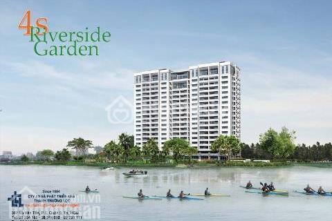Chung cư 4S Riverside Garden Bình Triệu