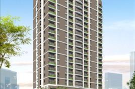 Hòa Bình Green Apartment