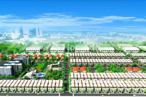 Khu đô thị Biên Hòa Dragon City II