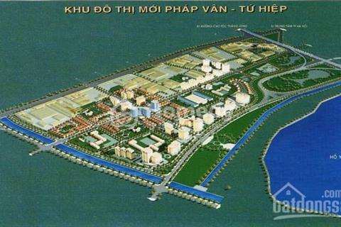 Khu đô thị mới Pháp Vân - Tứ Hiệp