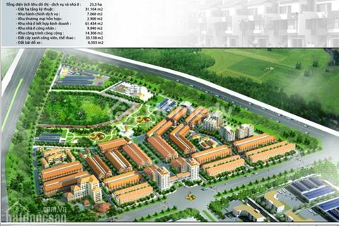 Khu đô thị Dịch vụ Nam Hà Nội (Hanssip)