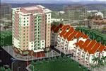 Khu nhà ở Phú Thượng hay còn gọi làKhu dự án nhà ở tái định cư và kinh doanh Phú Thượng được xây dựng với quy mô72 căn chung cưcó diện tích từ 93 - 118 m2, 7 căn nhà vườncó diện tích từ72 - 150 m2, với mục đích đáp ứng nhu cầu nhà ở cho khối dân cư trong khu vực quận Tây Hồ và các khu vực lân cận.