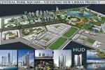 Khu đô thị mới Việt Hưng thuộc địa phận 4 phường Đức Giang, Thượng Thanh, Việt Hưng và Giang Biên của quận Long Biên. Dự án chỉ cách trung tâm Hà Nội khoảng 8 km về phía Đông Bắc. Theo quy hoạch đã được phê duyệt, dự án có tổng diện tích 302,5 ha, dân số 35.500 người.