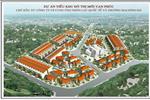 Tiểu khu đô thị mới Vạn Phúc được xây dựng trên lô đất rộng 3,3 ha,bao gồm các hạng mục:Khu nhàliền kề, biệt thự và nhà cao tầng.Dự án đã hoàn thành giai đoạn I và được đưa vào sử dụng năm 2009 với đầy đủhạ tầng kỹ thuật bao gồm: Mộttòa nhà cao 9 tầng và hơn140 căn biệt thự, nhàliền kề.