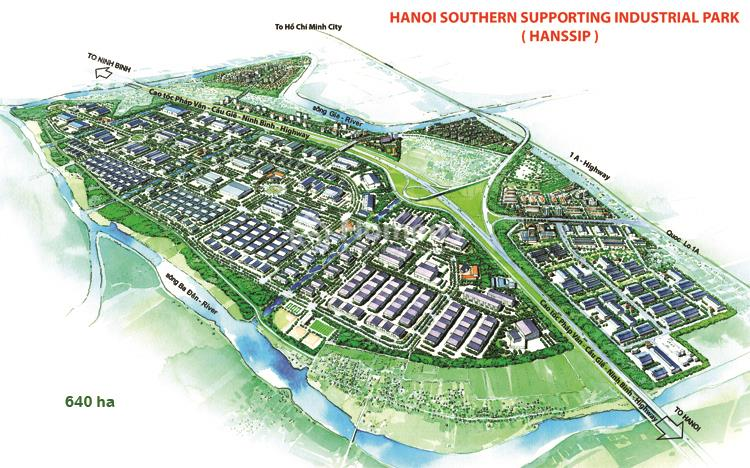 Có nên đầu tư khu đô thị mới hanssip phú xuyên?