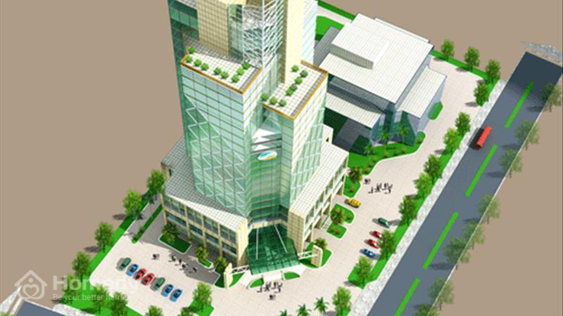 Dự án Tòa nhà CNC Viettel Hà Nội - ảnh giới thiệu
