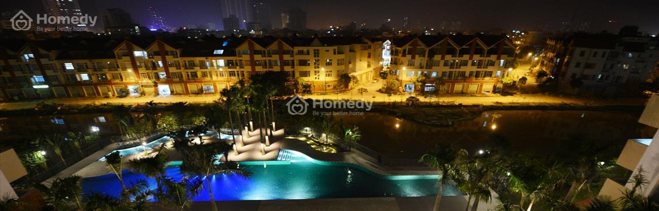 Chung cư Mulberry Lane - Khu đô thị Mỗ Lao