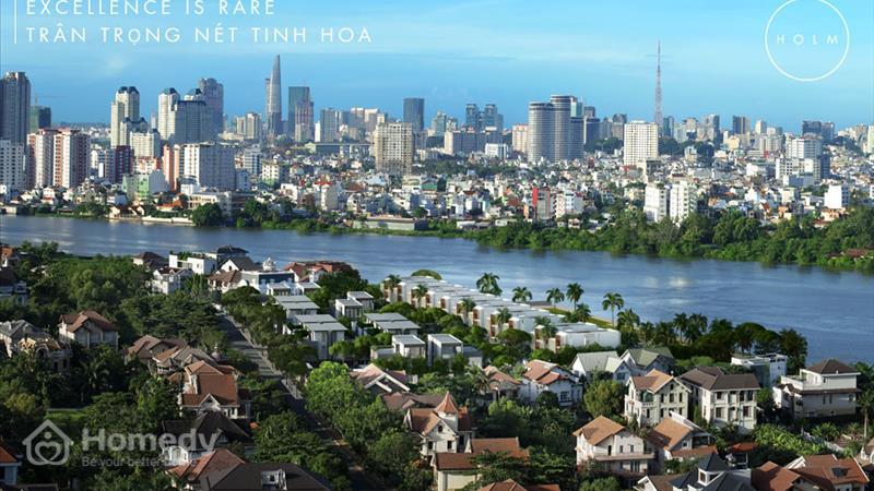 Dự án Holm Villas Thảo Điền TP Hồ Chí Minh - ảnh giới thiệu