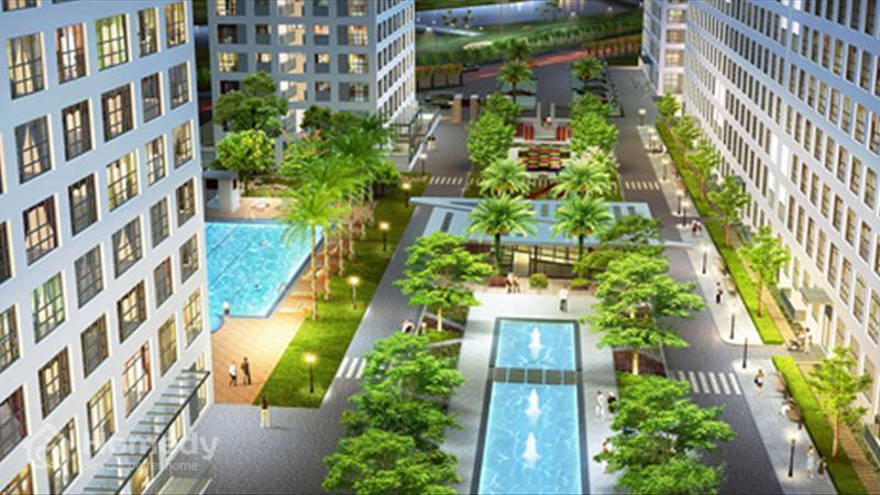 Dự án Sky Garden TP Hồ Chí Minh - ảnh giới thiệu