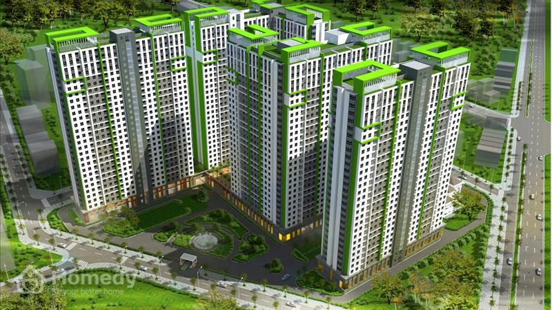 Dự án Diamond Riverside TP Hồ Chí Minh - ảnh giới thiệu