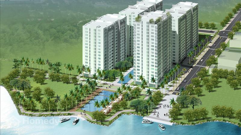 Dự án 4S Riverside Garden Bình Triệu TP Hồ Chí Minh - ảnh giới thiệu