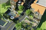 Dự án Vạn Xuân Bắc Sài Gòn được thiết kế và đầu tư đồng bộ gồm nhà phố và biệt thự với các tiện ích nội khu như hồ bơi, công viên, bảo vệ an ninh 24/24.