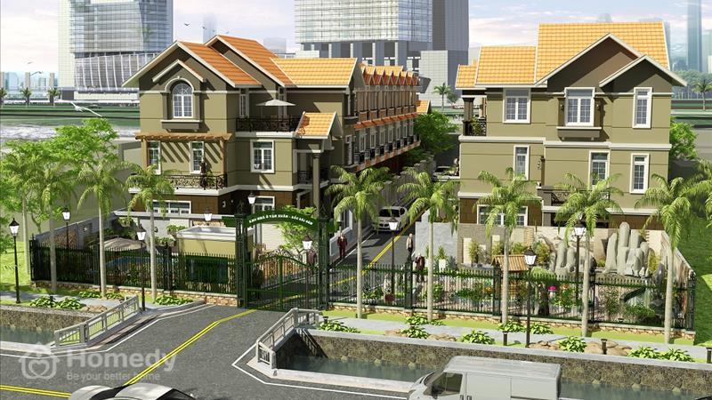Dự án Khu dân cư Vạn Xuân Bắc TP Hồ Chí Minh - ảnh giới thiệu