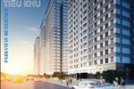 Parkview Residence tọa lạc ngay cạnh những trục đường lớn, thuận lợi cho việc di chuyển của các loại phương tiện.