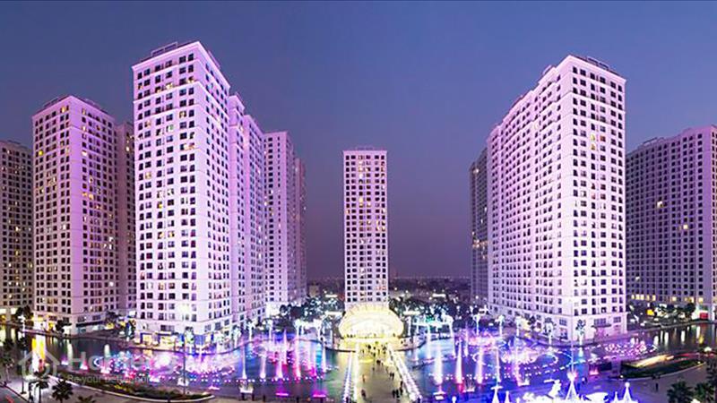 Dự án Khu đô thị Vinhomes Times City Hà Nội - ảnh giới thiệu