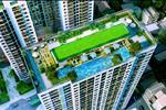 Căn hộ The Gold View được phối với các gam màu sơn tươi sáng hiện đại góp phần tăng thêm vẻ hoàn hảo cho dự án căn hộ cao cấp này.