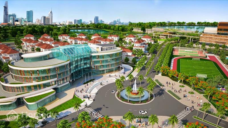 Dự án Khu đô thị Sala TP Hồ Chí Minh - ảnh giới thiệu