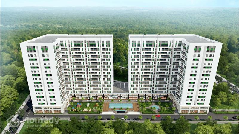 Dự án Melody Residences TP Hồ Chí Minh - ảnh giới thiệu