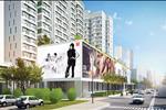 Căn hộ có 4 block nhà, với 790 căn hộ được thiết kế thông thoáng, hiện đại.